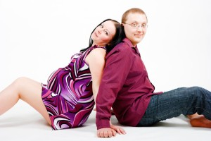 pregnancy couple