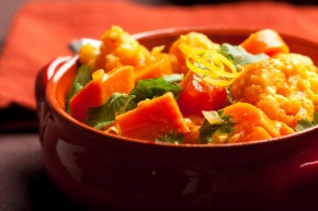 comfort food curry
