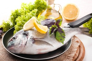 mediterranean diet fish
